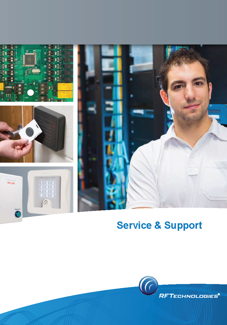Service and Support Brochure