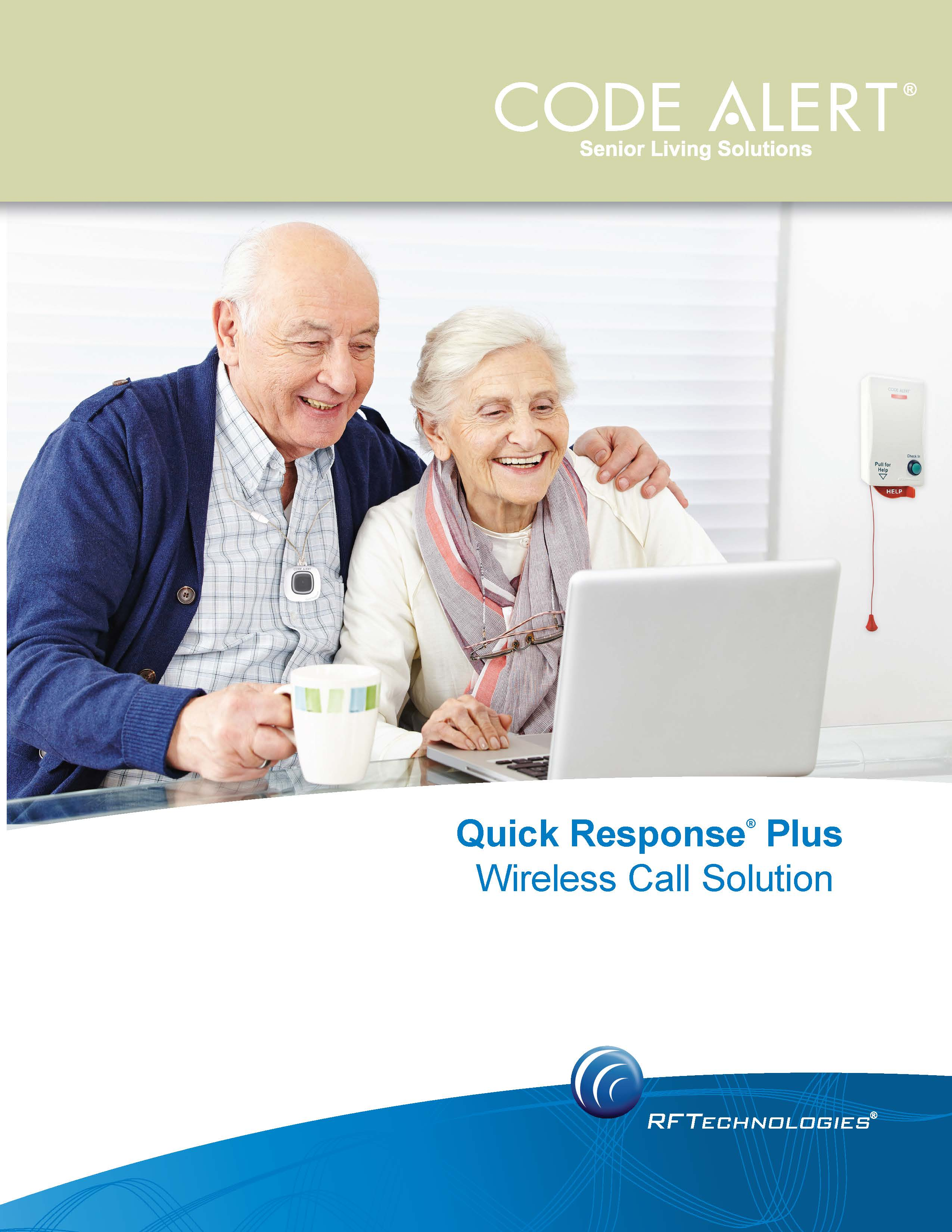 Quick Response Plus Wireless Call Solution