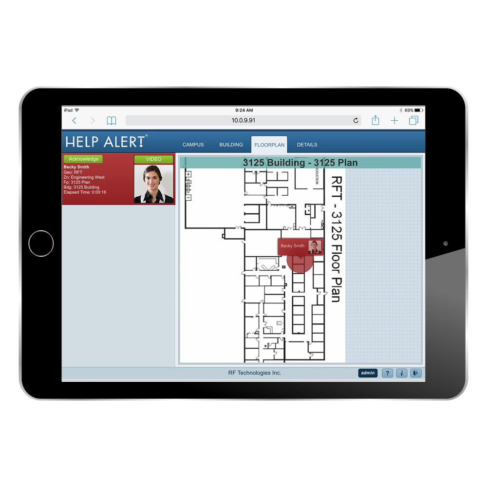 iPad Example_help alert